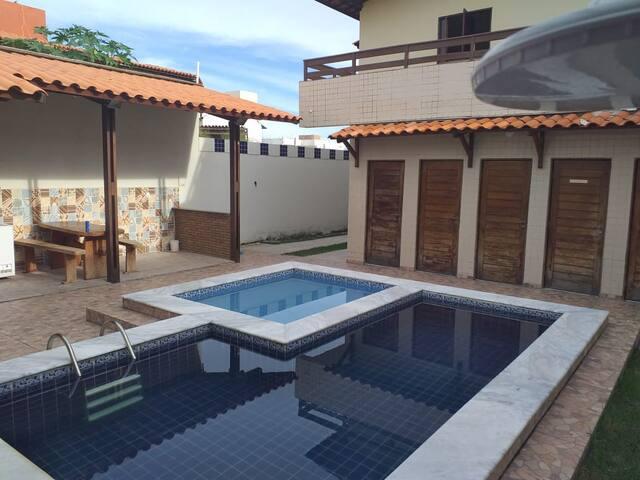 Casa Duplex no Barra Mar, Barra de São Miguel - AL