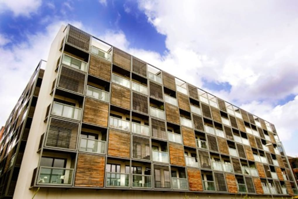 Award Winning One bed in heart of Castlefield - Apartments ...