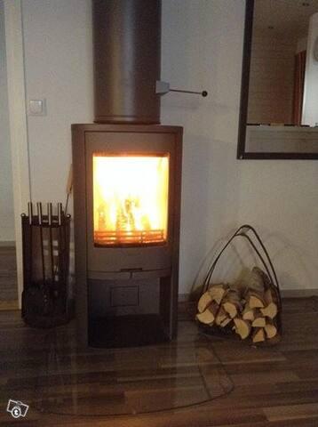 Takka/Fireplace/Камин