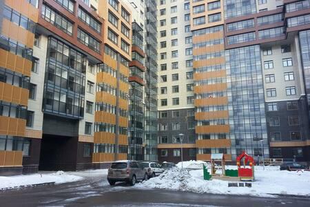 Квартира у Балтийского Залива - Saint Petersburg