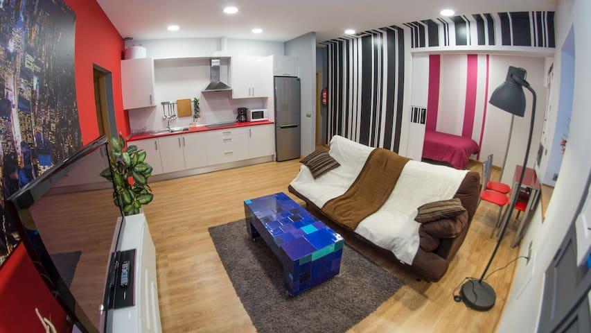 Apartamento en el centro - Zamora - Pis