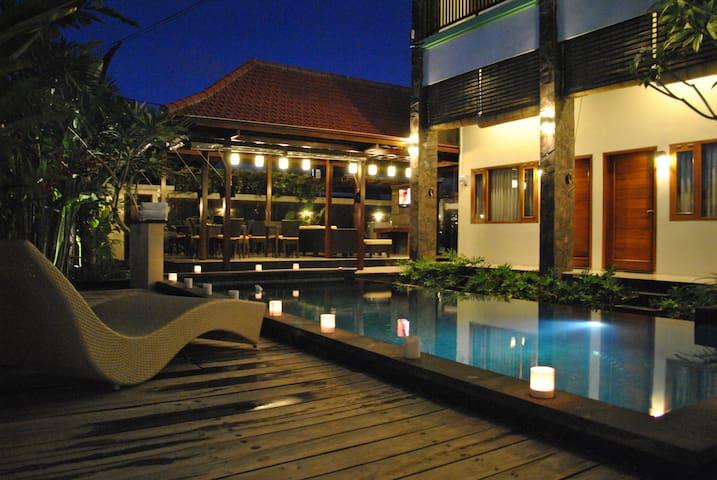 Bali-Kenanga Suite.Safe and quite04 - Denpasar Selatan - Apartament
