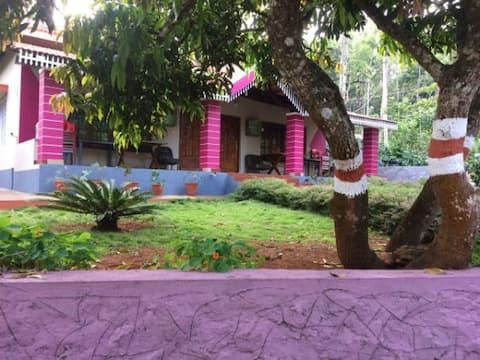 TT HillCrest Home Stay @ Chikmagalur