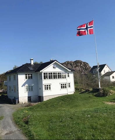 Askøy 30 min from Bergen City, Fishing and Hiking