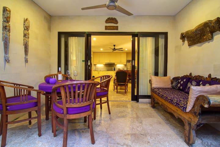Taman Agung appartement, een schitterende plek.