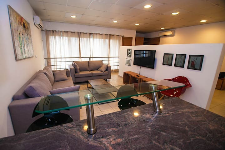 Abuja's Explorer Studio - B - Abuja - Apartment