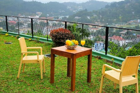 Beautiful B&B Suite 1.6km to the city - Kandy