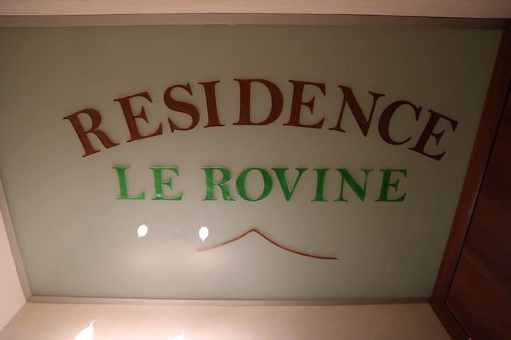RESIDENCE LE ROVINE