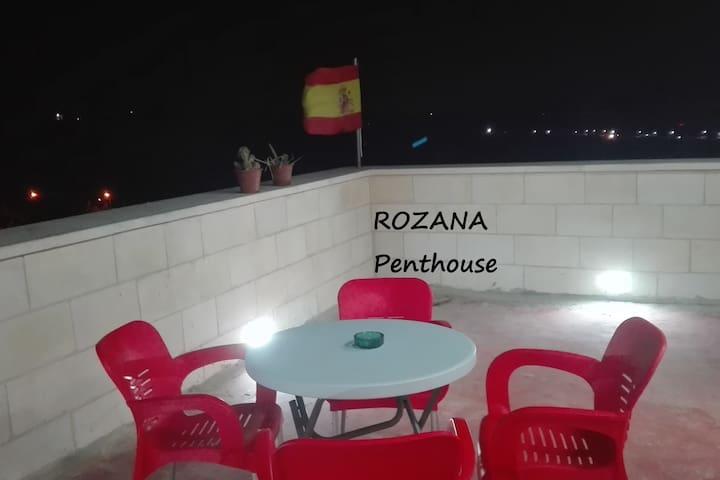 """ Rozana "" Penthouse"