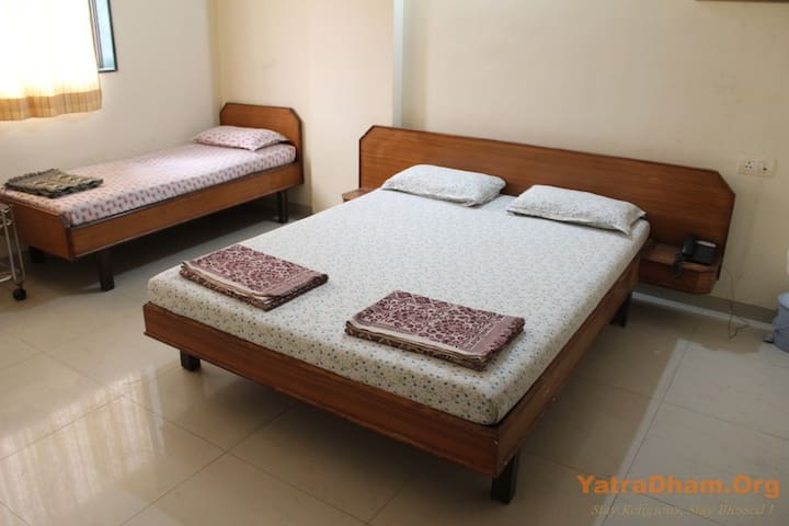 Wovoyage Safe,Budget and Friendly Stay - Delhi - Bed & Breakfast