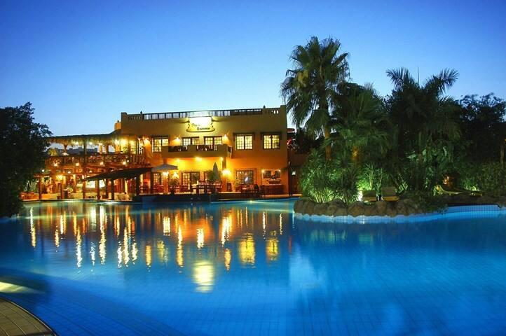 Delta Sharm - beautiful apartment near pools