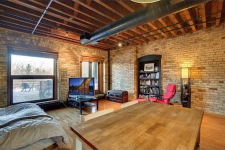 Historic Loft, Warehouse District - Loft-asunto