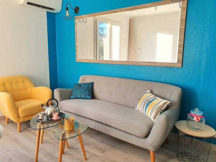 Chambre tout confort dans appartement cozy💫