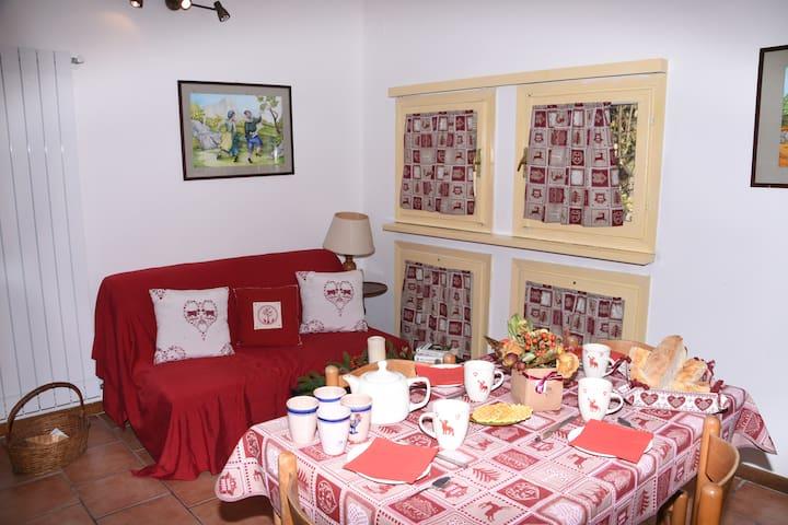 Centralissimo Miniappartamento a Rocca di Mezzo