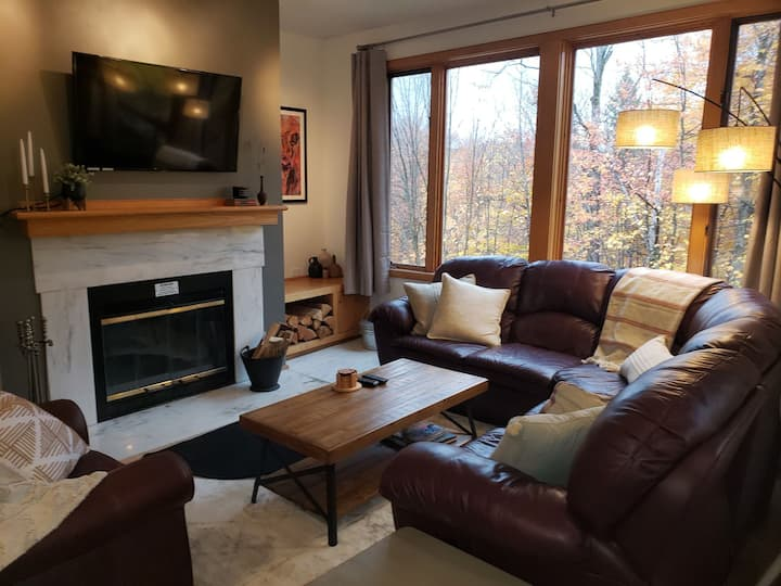 Beautifully Decorated Upscale Two bedroom with Sports Center HRE1
