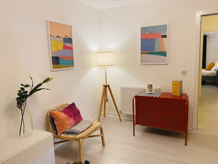 Immaculate 2B Flat Near Royal Mile (Free Parking)