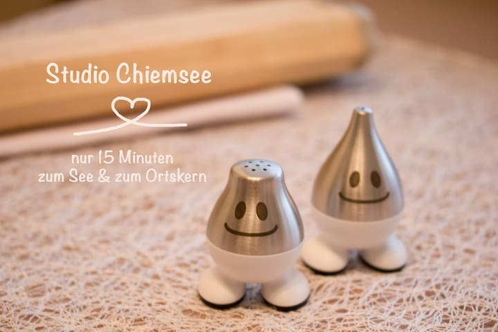 Studio Chiemsee - Prien am Chiemsee - 아파트