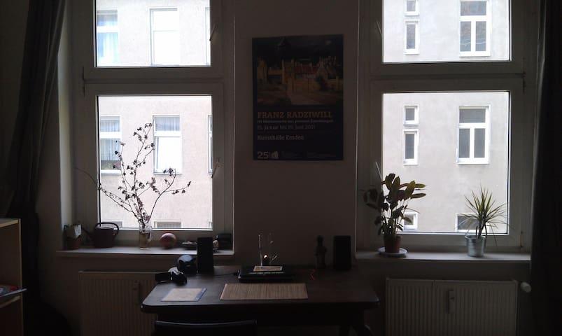 Spacious private room the center of neuköln - Berliini - Huoneisto