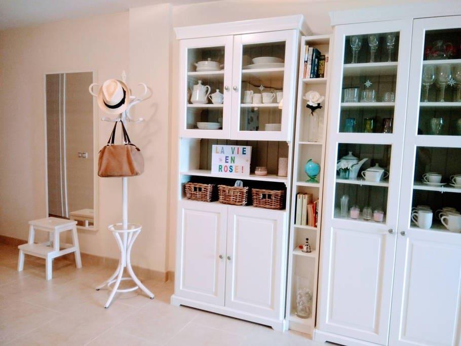 Cristalería, vajilla y menaje hogar
