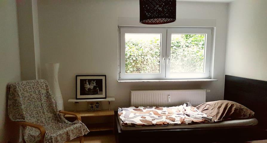 gemütliche Einliegerwohnung im schönen Heidelberg