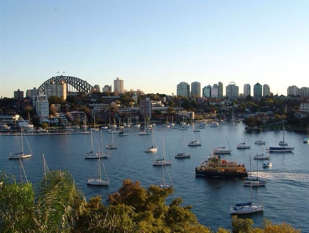 Beautiful Harbour Front Apartment - Neutral Bay
