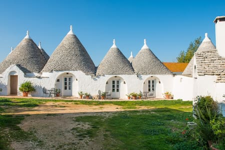 Trullo Gelsomino - Inap sarapan