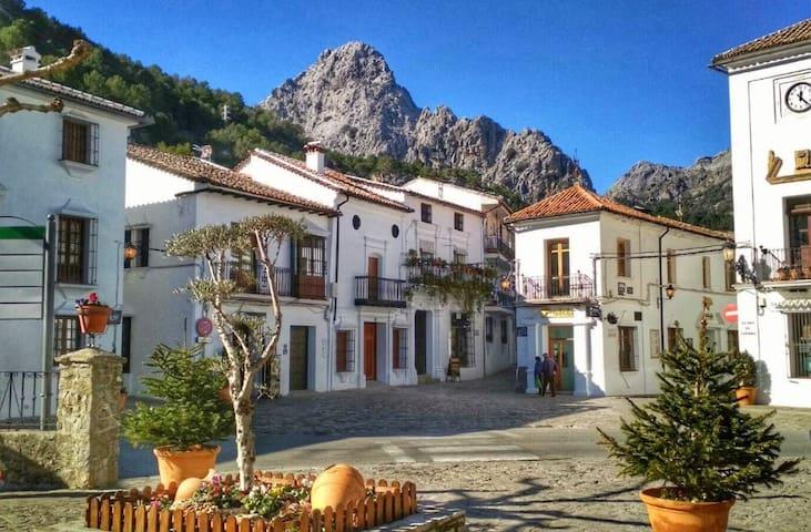 Apartamento rural Fuente El Chorrito de Grazalema