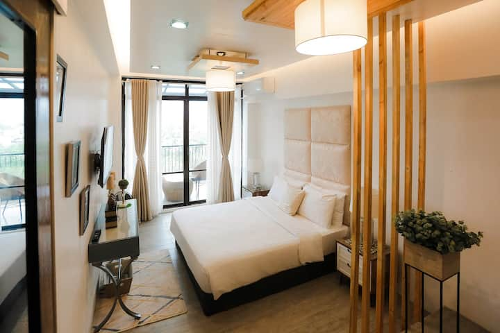 ALTA Residences | 2BR cozy studio-type rooms