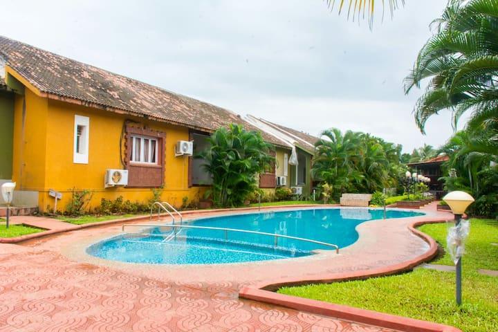 Goa Anjuna Villa 17