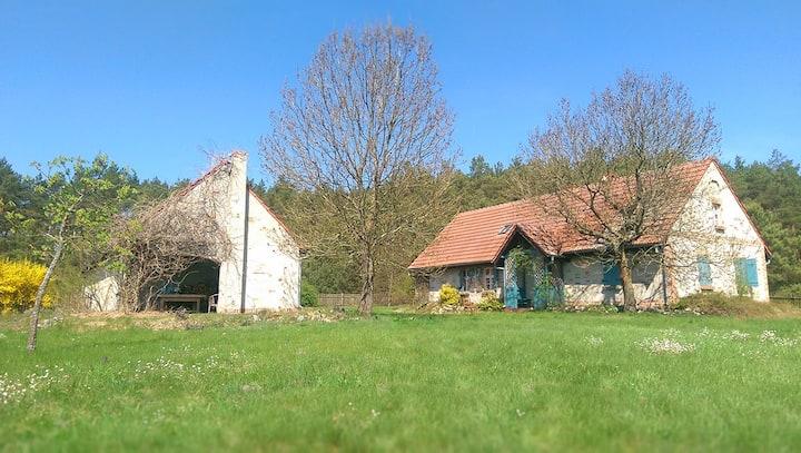 Dom wiejski do wynajęcia w całości - 180m2