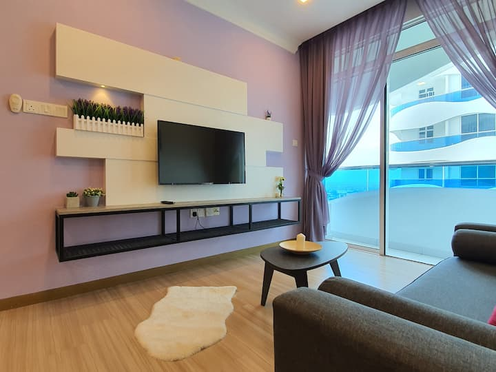 Malacca   The Wave Suite by BeeStay  [5Pax]