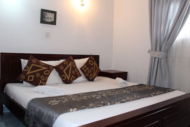 Natures Bliss Holidays Deluxe Room - Ragama - Bungalow