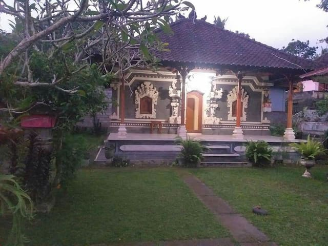 Cenik homestay relax, activity,culture, yoga