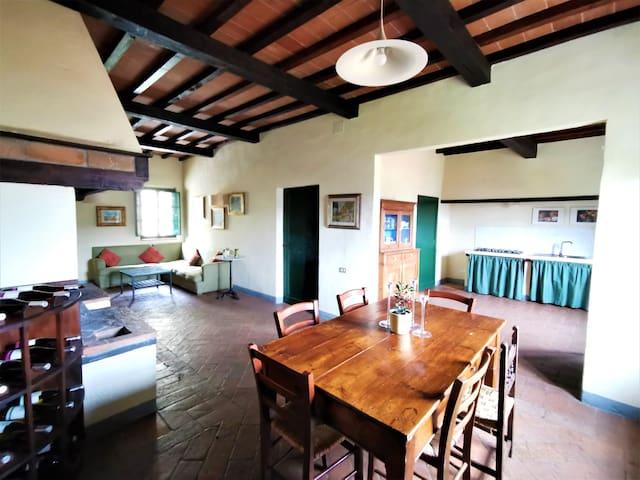 Cascinale Apartment - San Gimignano