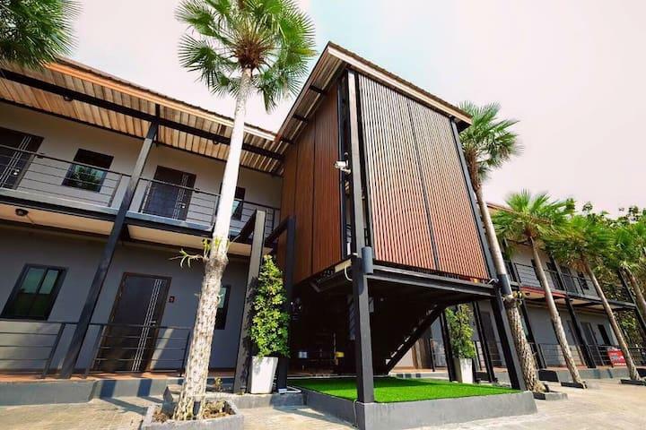 MT Place - Tambon Hin Son - Apartament