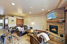 Welcome to Silverthorne! This townhome is professionally managed by TurnKey Vacation Rentals.