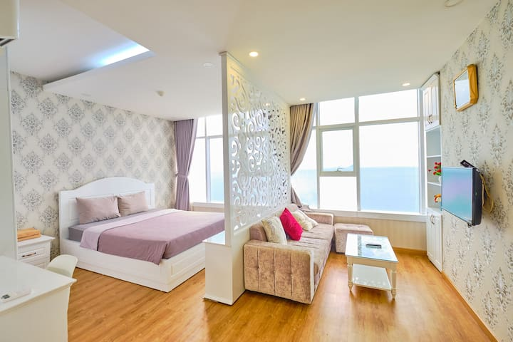 City Center Studio with Ocean View & Sunrise view