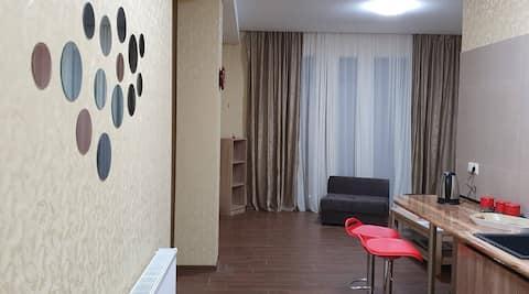 Cosy Central Apartments-Chiatura