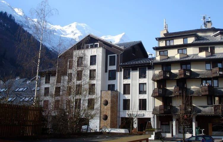 Chamonix Apartment. Sleeps 4 - Chamonix-Mont-Blanc - Apartament