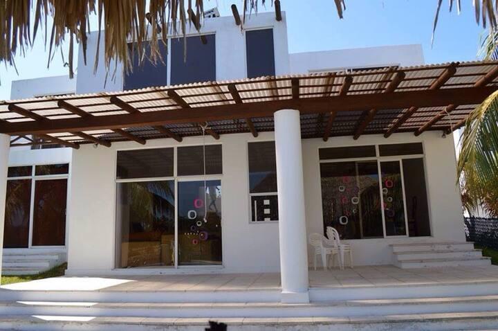 Beach/Playa  House Pergolas del Mar