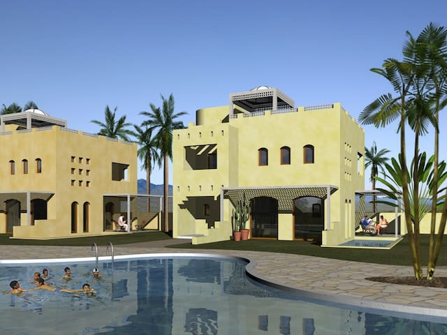 Apartments on the sea! - Hurghada - Serviced apartment
