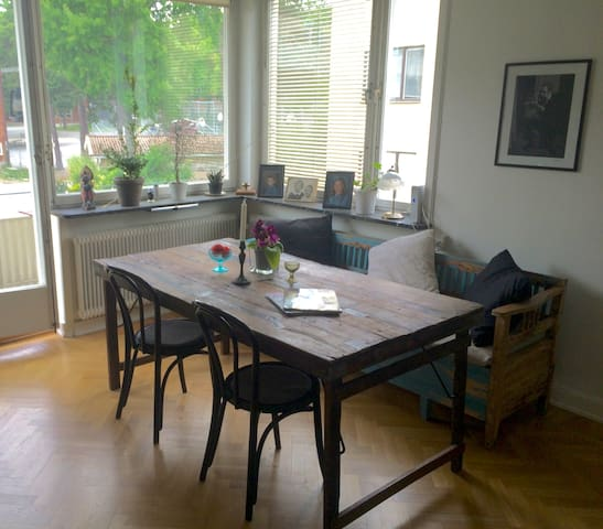 Charming apt. 10 min. from Old Town and SoFo. - Stockholm - Apartment