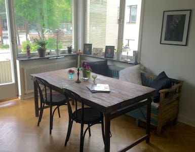 Charming apt. 10 min. from Old Town and SoFo. - Stockholm - Wohnung