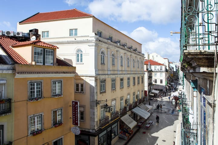 Apartment in the center of Lisbon
