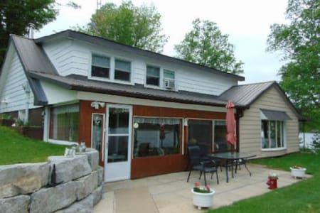 Birch Point Lake House-4 Seasons on Paudash Lake