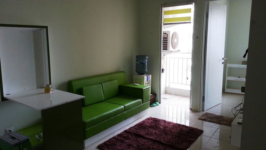 2BR Apartment(Central Distric in South of Jakarta) - Kebayoran Lama - Byt