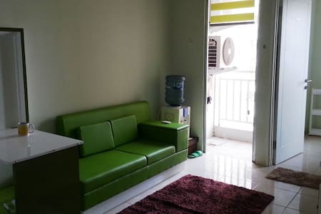 Homey Place in South of Jakarta - Apartmen
