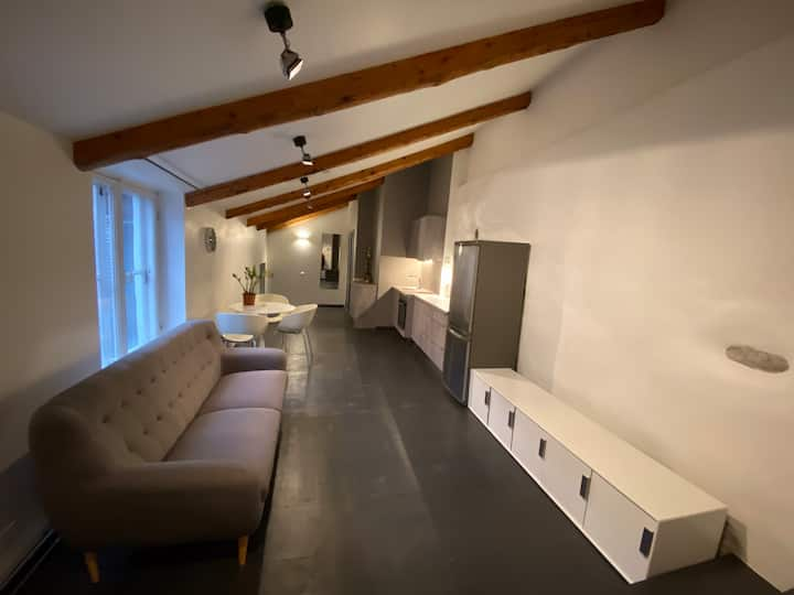Loft in the heart of Tallinn old town