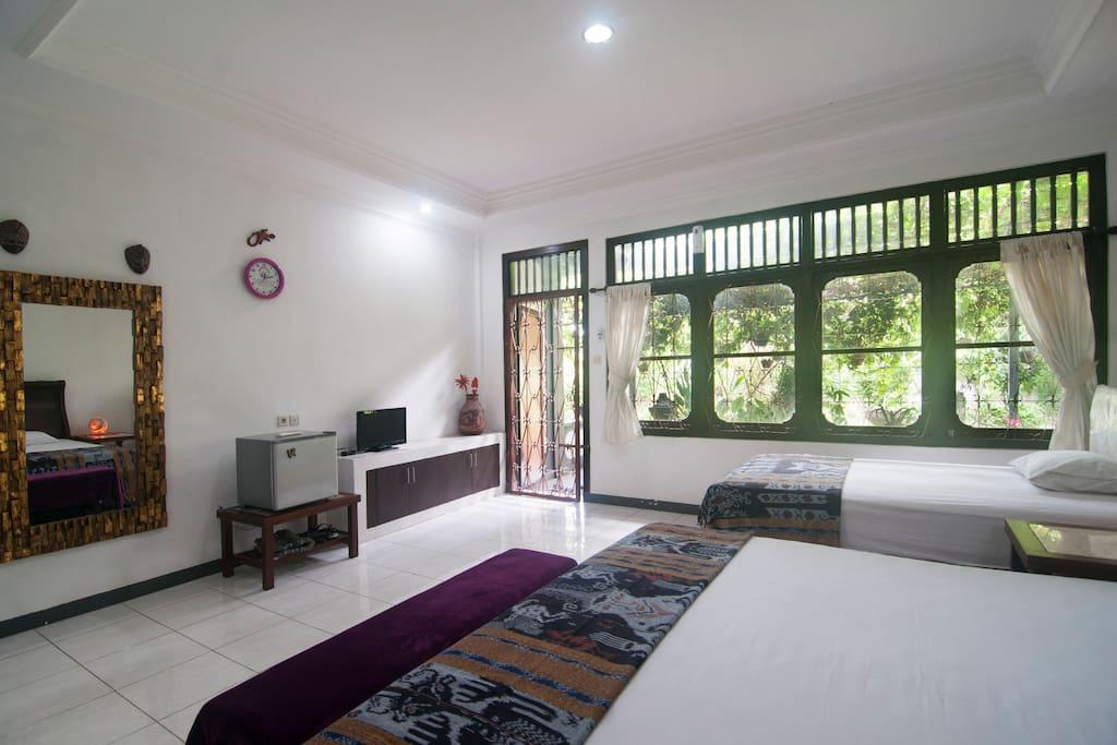 Kubu Kusambi Room