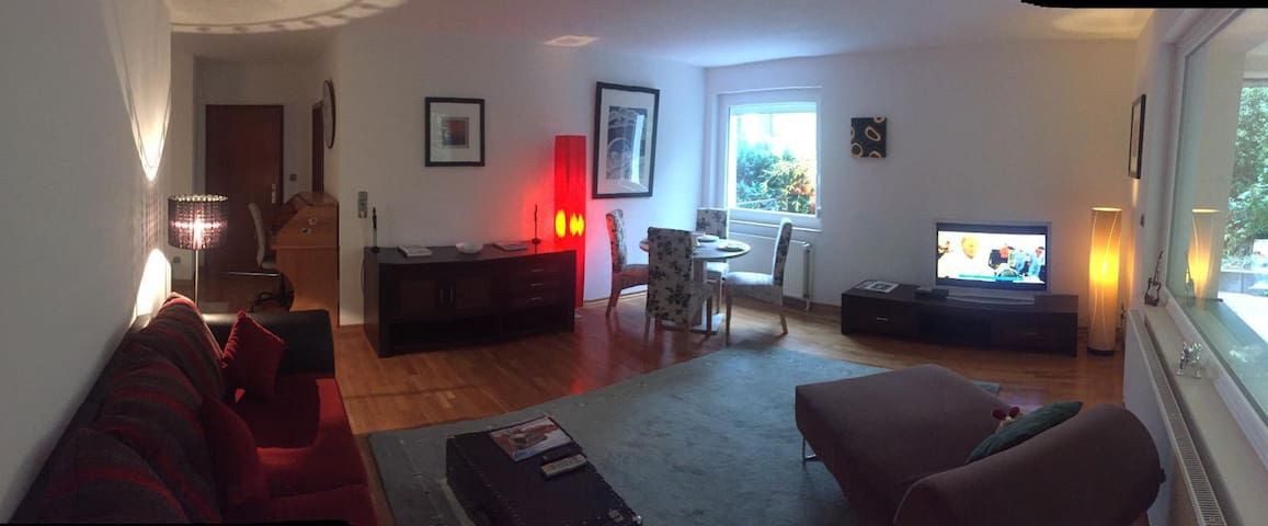 Lux. Apt. near Hannover Messe MIN. STAY 3 NIGHTS
